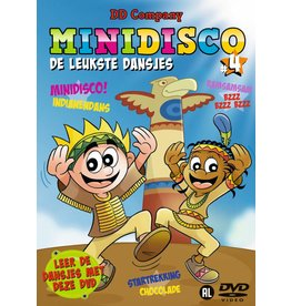Minidisco Dutch DVD #4