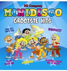 Minidisco Grootste Hits - CD holandes