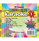 Minidisco Karaoke CD #1