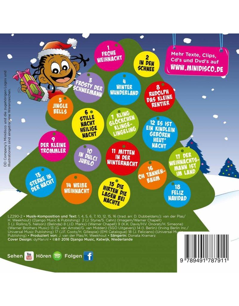 minidisco frohe weihnachten cd minidisco deutsch die. Black Bedroom Furniture Sets. Home Design Ideas