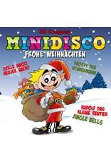 Minidisco ´Frohe Weihnachten´ CD-Feliz Navidad en Alemán