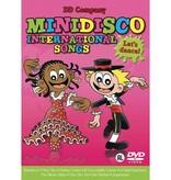 International Songs CD #1 #2 #3 #4 en DVD - SALE