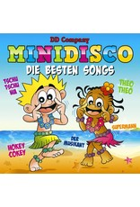 Minidisco Die Besten Songs CD