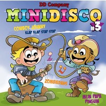 Minidisco Dutch songs CD #4