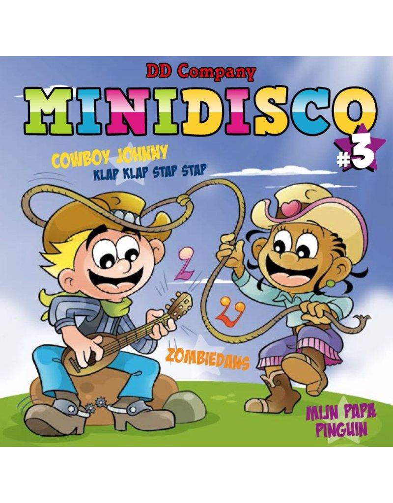 Minidisco chansons néerlandaises CD 3