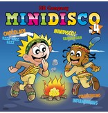 Minidisco CD #4 chansons néerlandaises