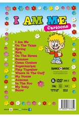 I AM ME - English version Toddler Plate DVD