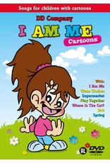 I AM ME - English Version Toddler Platte DVD