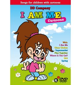 I AM ME - Inglés de DVD