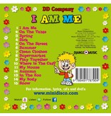 I AM ME - ENGLISH CD