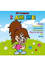I AM ME - ENGLISH CD