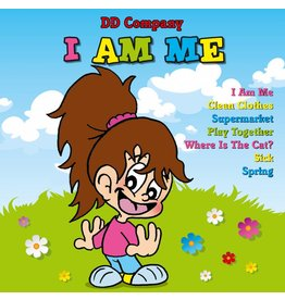 I AM ME - CD Anglais