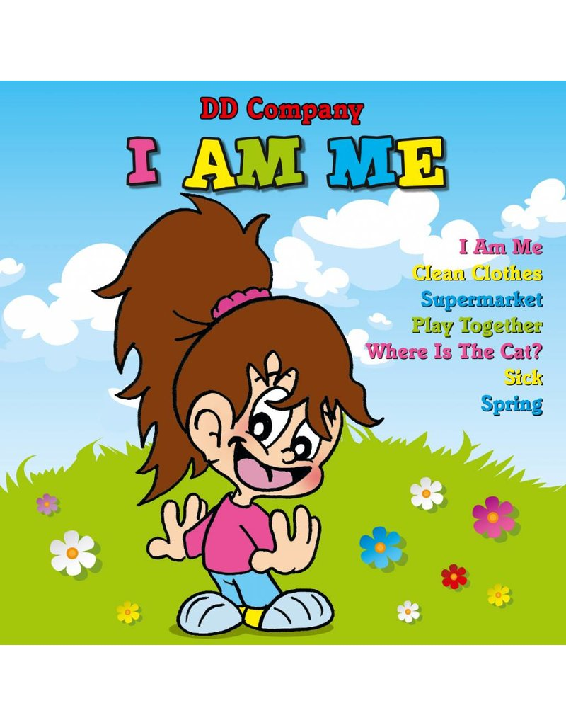 I Am Me CD (Engels)