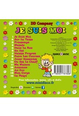 Je Suis Moi - French CD