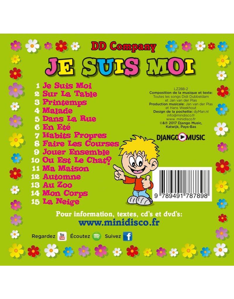 Je Suis Moi CD (Frans)