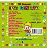 ICH BIN ICH - Deutsches CD
