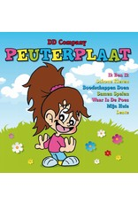 Peuterplaat CD + DVD - Angebo