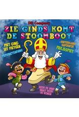 Minidisco - Zie Ginds Komt De Stoomboot - Sinterklaas CD