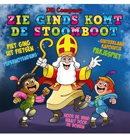 Minidisco - Zie Ginds Komt De Stoomboot - Dutch CD
