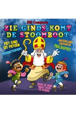 Minidisco - Zie Ginds Komt De Stoomboot - Dutch CD - Copy