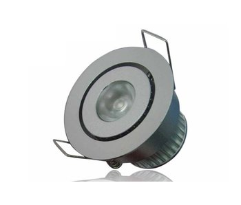 LED Downlight Easy 1X3W Warm-Wit