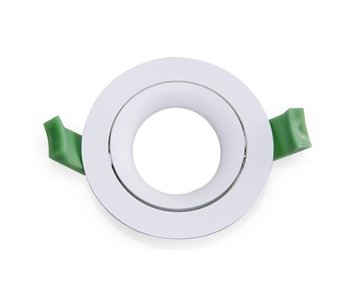 LED Downlight Ring Arc 70mm White