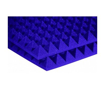 "Auralex 2"" (5cm) Studiofoam Pyramid, 2'x2' panel (60cm x 60cm)"
