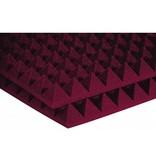 "Auralex 4"" (10cm dik) Studiofoam Pyramid, 2'x2' panel (60cm x 60cm)"