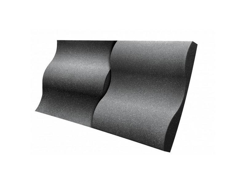 Auralex Studiofoam Wave 60cm x 60 cm 5 cm dik
