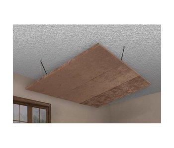 Auralex 3 x SonoLite Cloud Panels met ophanging 60cm x 120cm (3 stuks)