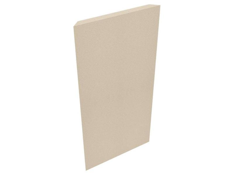 "Auralex 2"" x 24"" x 48"" panel Mitered edge Fabric covered"