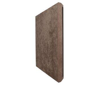 Auralex SonoLite Corner Trap, Tan, 60cm x 60cm 7,5cm dik Fabric covered Bass Trap