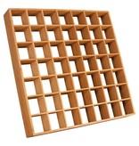 """Auralex Sustain Lens Bamboo Diffusor, 3 """"x 23,75"""" x 23,75 """""""