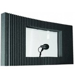 "Auralex MAXWall Window Kit, 1-20 ""x48"" x4.375 ""paneel met Window kit"