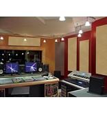 Auralex Sonosuede Room System - 8-S3PPTAN, 4-S3CTBLACK