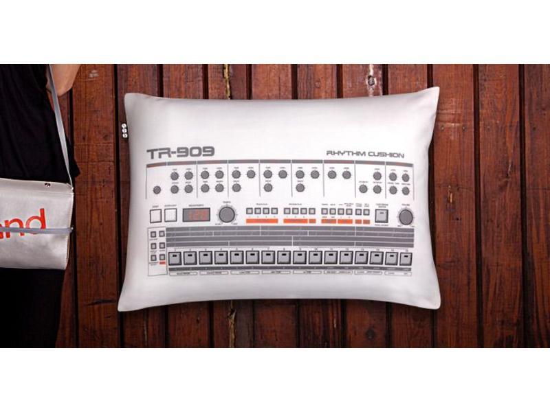 AnalogSweden TR-909 kussen