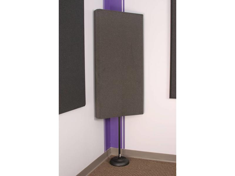 "Auralex Studio6 Bass Trap, 6""x24""x48"" with Stand"