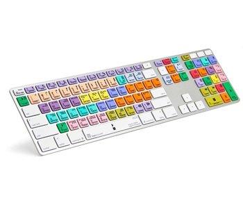LogicKeyboard Apple Logic Pro X Extended - Pro Line Keyboard
