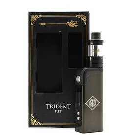 Coucil of Vapor - Trident 60W Boxmod + Vengeance 1 Clearomizer