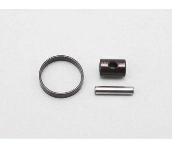 Yokomo Joint / φ2mm Pin Set for Universal Drive Shaft C-Clip (1set)
