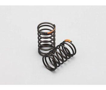 Yokomo HSS Drift Spring Super Hard - Orange Mark (2pcs)