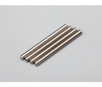 Yokomo Outer Lower Suspension Arm Pin φ2mm x 25mm (4pcs)