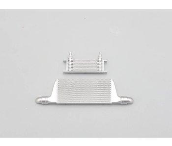Yokomo Intercooler / Oil Cooler Set