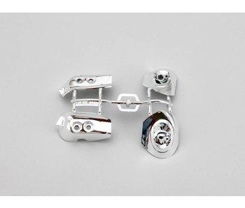 Yokomo Light Unit for Mazda RX-7 FD - Re-Amemiya / Toyo Tires