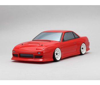 Yokomo Drift Body Nissan One-Via - D-Max / Advan (Graphic / Decal Less)