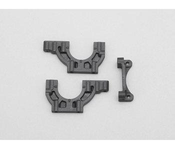 Yokomo Plastic Bulkhead for Front and Rear (1pc)