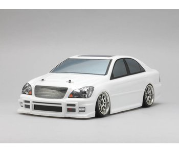 Yokomo Drift Body Toyota Crown - Goodyear Racing (Graphic / Decal Less)