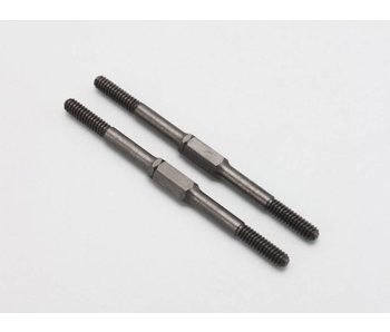 Yokomo Steel Turnbuckle 52mm (2pcs)