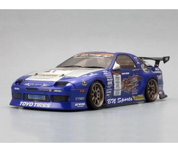 Yokomo Drift Body Set Mazda RX-7 FC - Team Samurai Project (D1 Set)