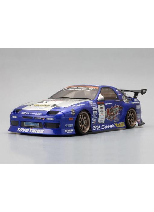 Yokomo Drift Body Set Mazda RX-7 FC - Team Samurai Project (D1 Set)